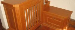 Oak Custom woodwork1